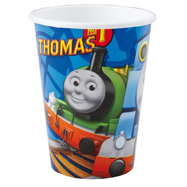 Papír pohár, Thomas a gőzmozdony, 8 db/cs
