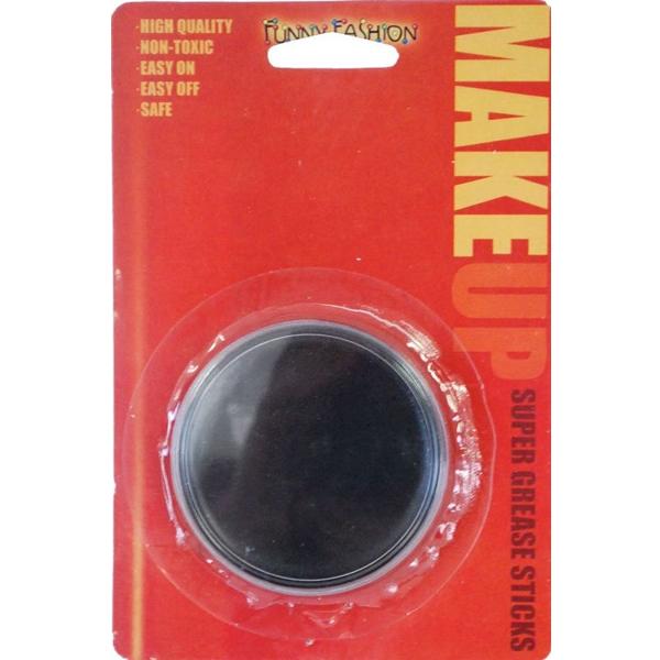 Arcfesték fekete, 34 gramm