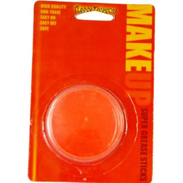 Arcfesték narancssárga, 34 gramm