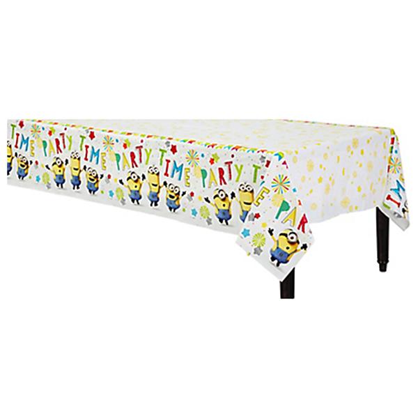 Asztalterítő papír,  Minion, 120x180 cm