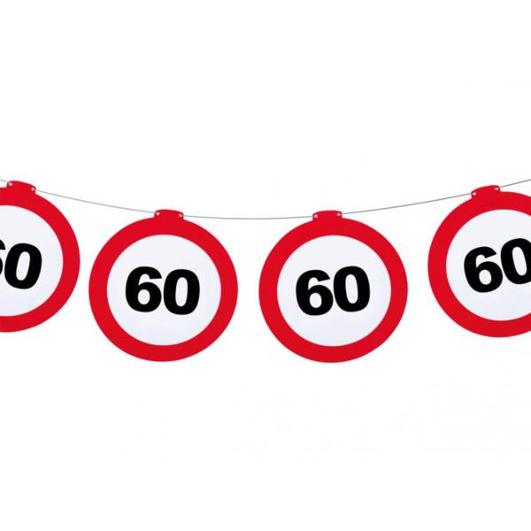 Fűzér, behajtani tilos, 60. születésnapra