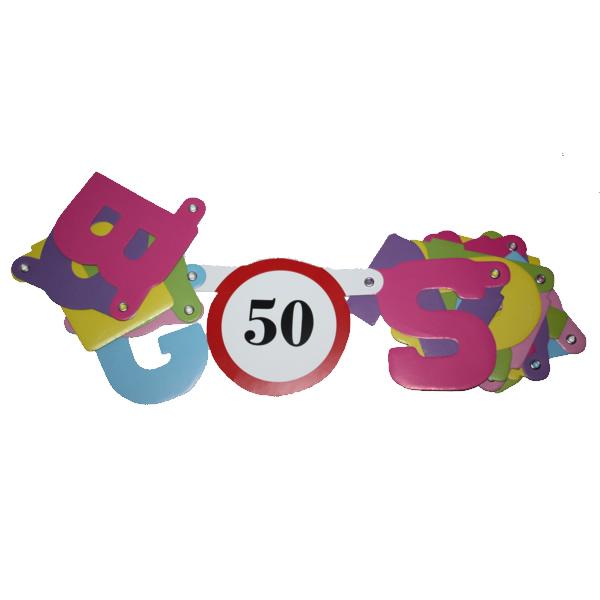 Fűzér (Boldog 50. születésnapot)