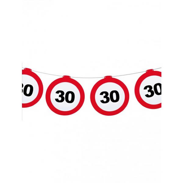 Fűzér, behajtani tilos, 30. születésnapra
