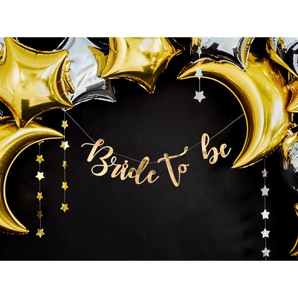 Fűzér, Bride to be, arany,  80X19cm