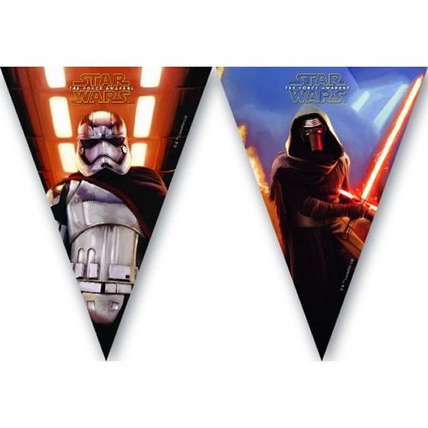 Star Wars 7 zászló fűzér