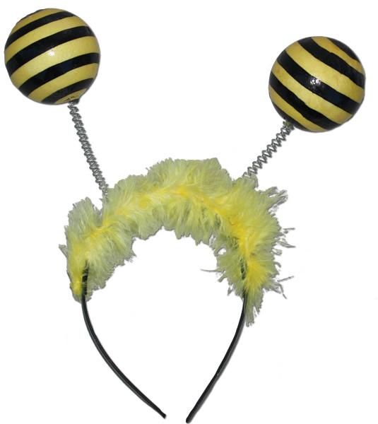 Méhecske fejdísz - gömb