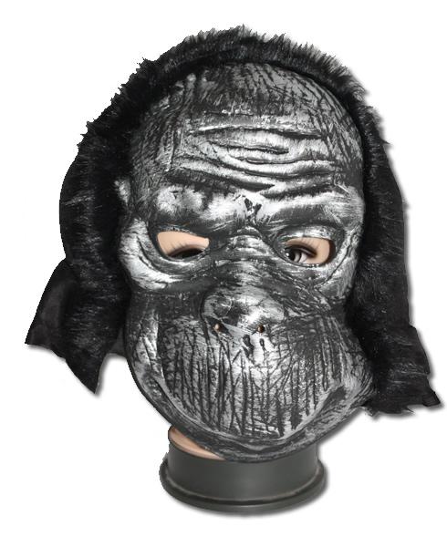 Polifoam gorilla álarc