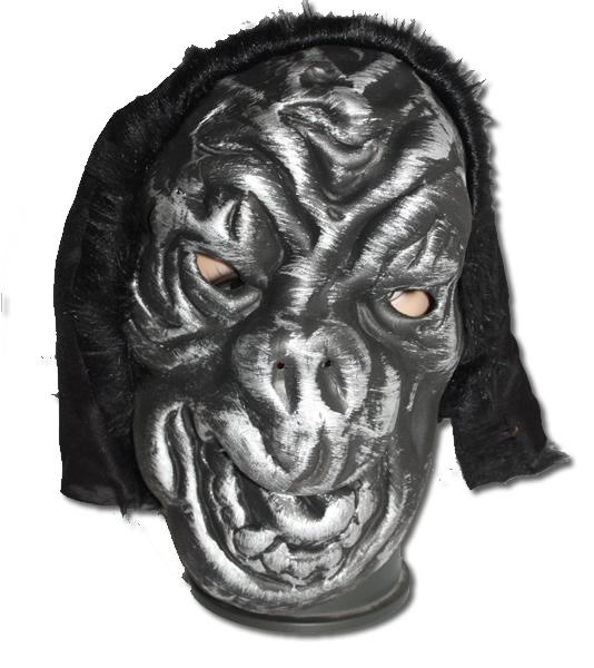 Polifoam gorilla álarc 3.