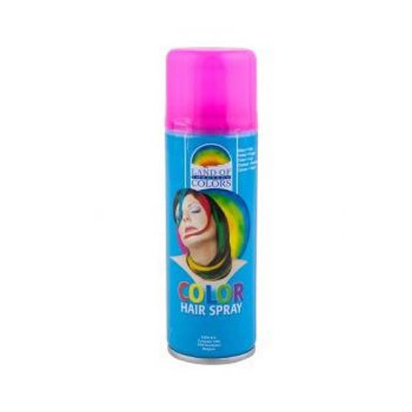 Hajszínező spray, pink