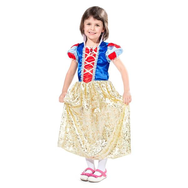 Elvarázsolt hercegnő jelmez, 3-4 éveseknek