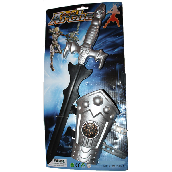 Sárkányölő kard+karvédő