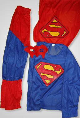 Superman jelmez L méretben