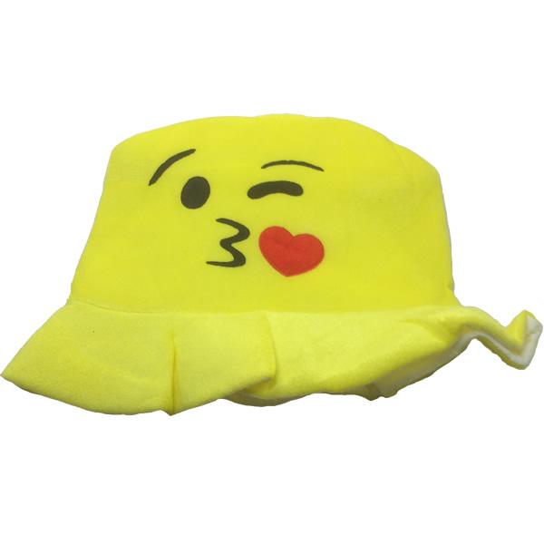 Emoji kalap - kacsintós
