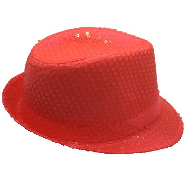 Flitteres kalap, neon