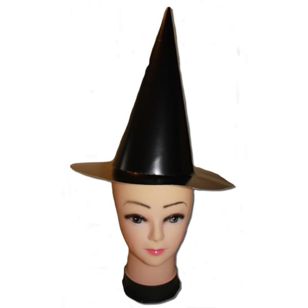 Varázsló kalap - fekete