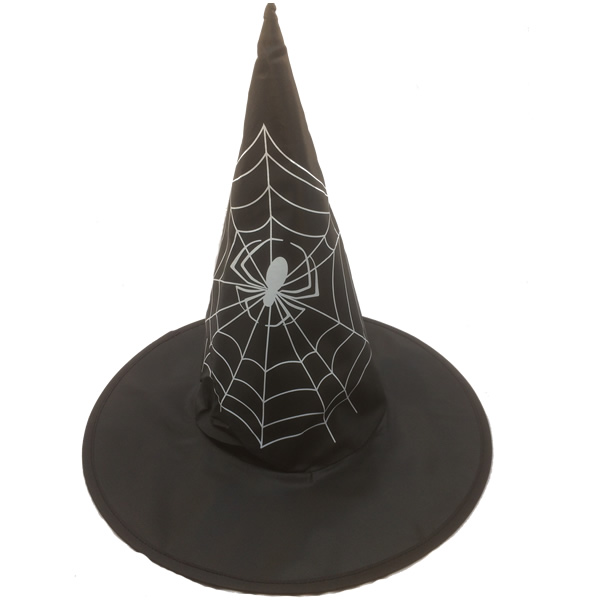 Varázsló kalap, pókháló mintával