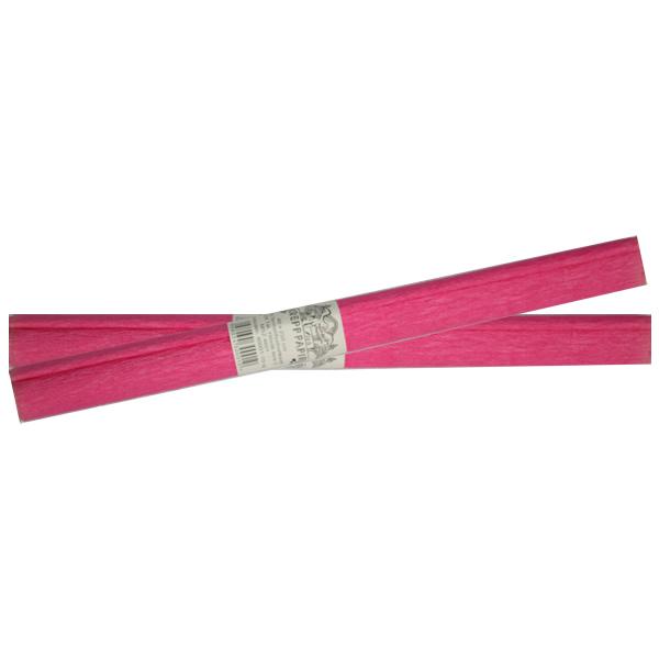 Krepp-papír, rózsaszín, 40*250