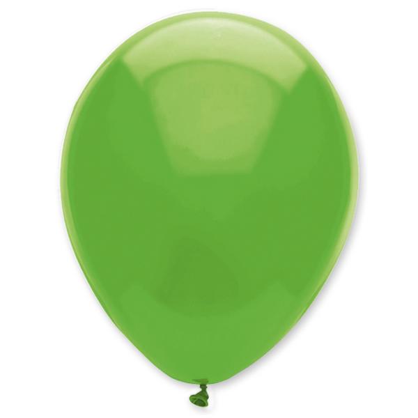 Gömb lufi d30 100 db,  zöld
