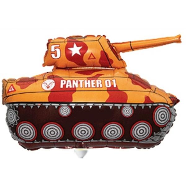 Fólia lufi, Mini forma, Barna tank