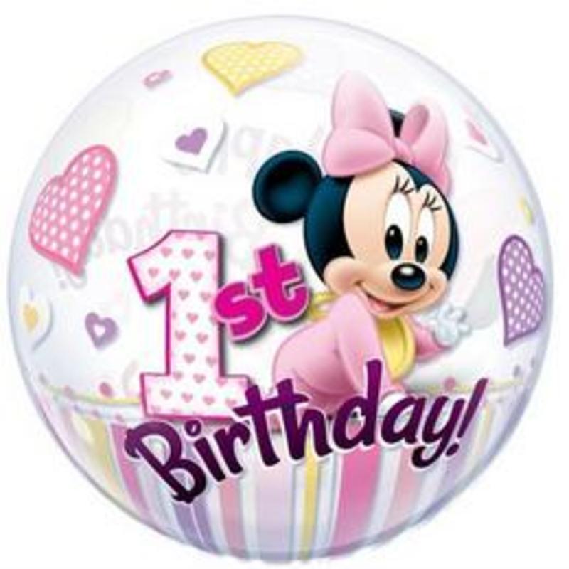 Happy 1st Birthday, Minnie 22