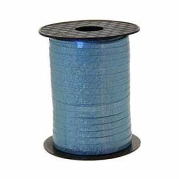 Kötöző szalag, hologramos, ice blue, 250m*4,8mm