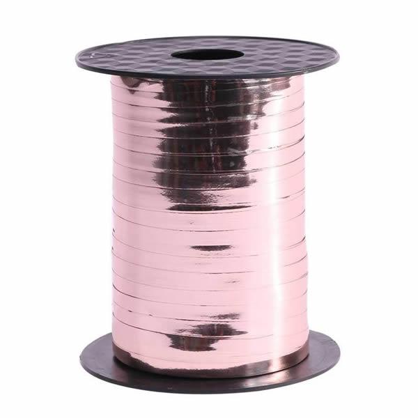 Kötöző szalag, rosegold, 250m*4,8mm