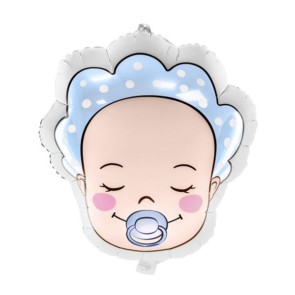 Baby boy, fólia lufi, 45 cm