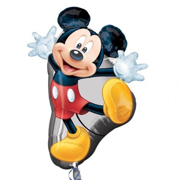 Mickey Mouse  fólia lufi, nagy 78 cm