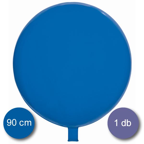 Gömb lufi kék 90 cm