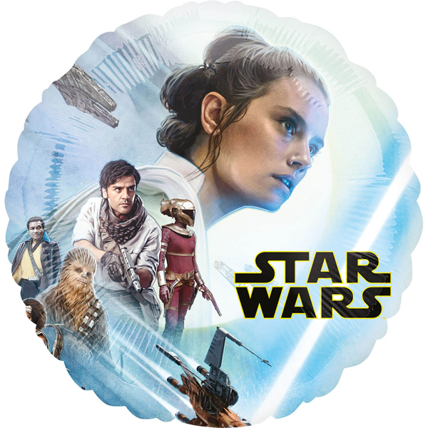 Fólia léggömb, Star Wars, IX. epizód