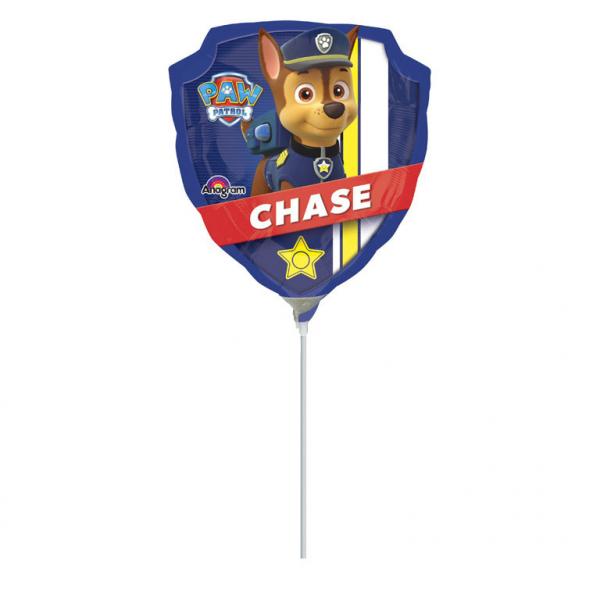 Fólia lufi, mini forma, Chase