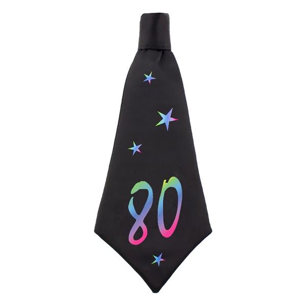 Nyakkendő, 80-as, 42x18 cm