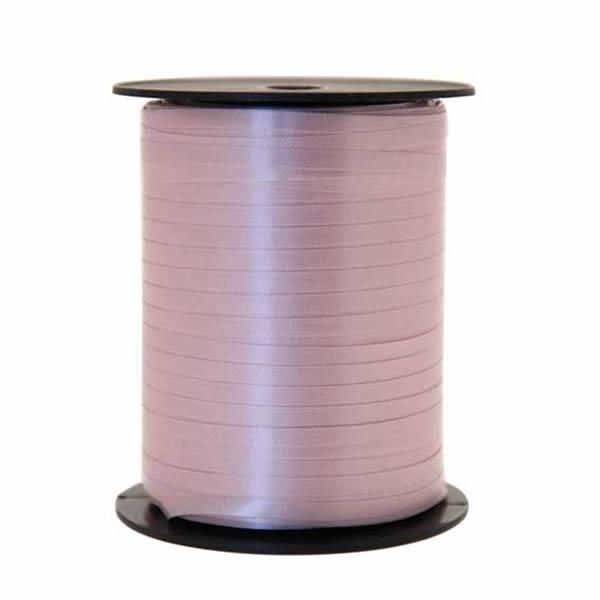 Kötöző szalag,  bébi rózsaszín, 470m(500yd)*4,8mm