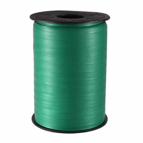 Kötöző szalag, matt smaragd, 180m*5mm