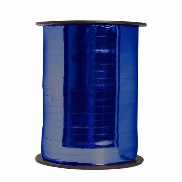 Kötöző szalag, metál kék, 250m*4,8mm