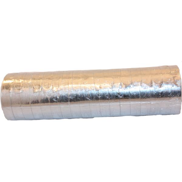 Szerpentin ezüst színű