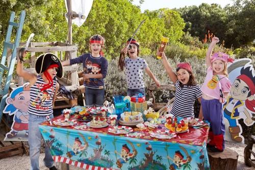 Születésnapi partit rendeznél gyermekednek? Kalózok is meghívást kaptak?